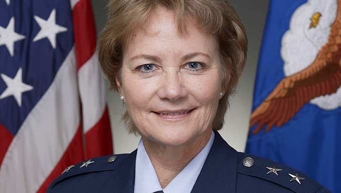 Breaking Barriers: Maj. Gen. Miller to become next AFRC CC